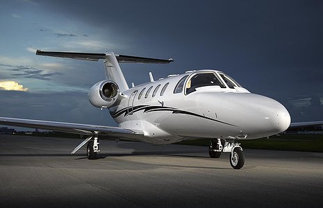 Cessna Citation CJ1: The lightweight jet with the heavyweight capabilities