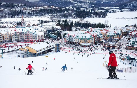 Destination Spotlight: Mont Tremblant