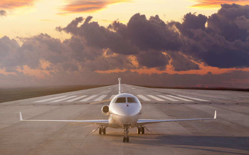 Most popular private jets