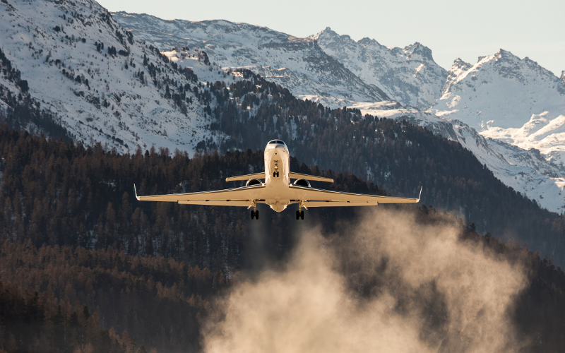 Best private jets for international travel